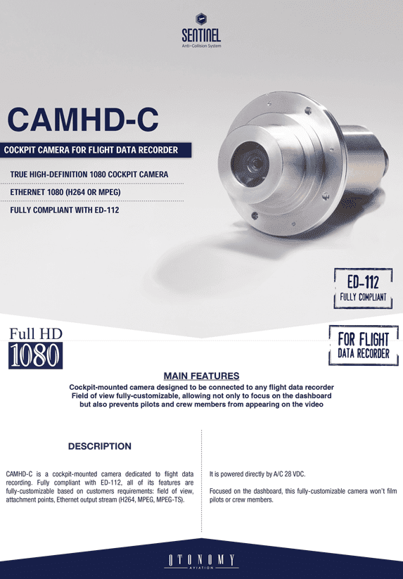 CAMHD-C