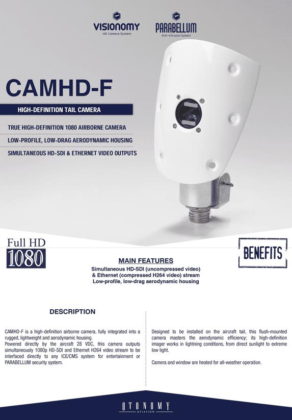 CAMHD-F