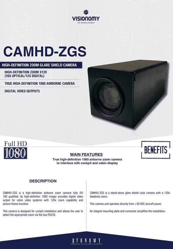 CAMHD-ZGS