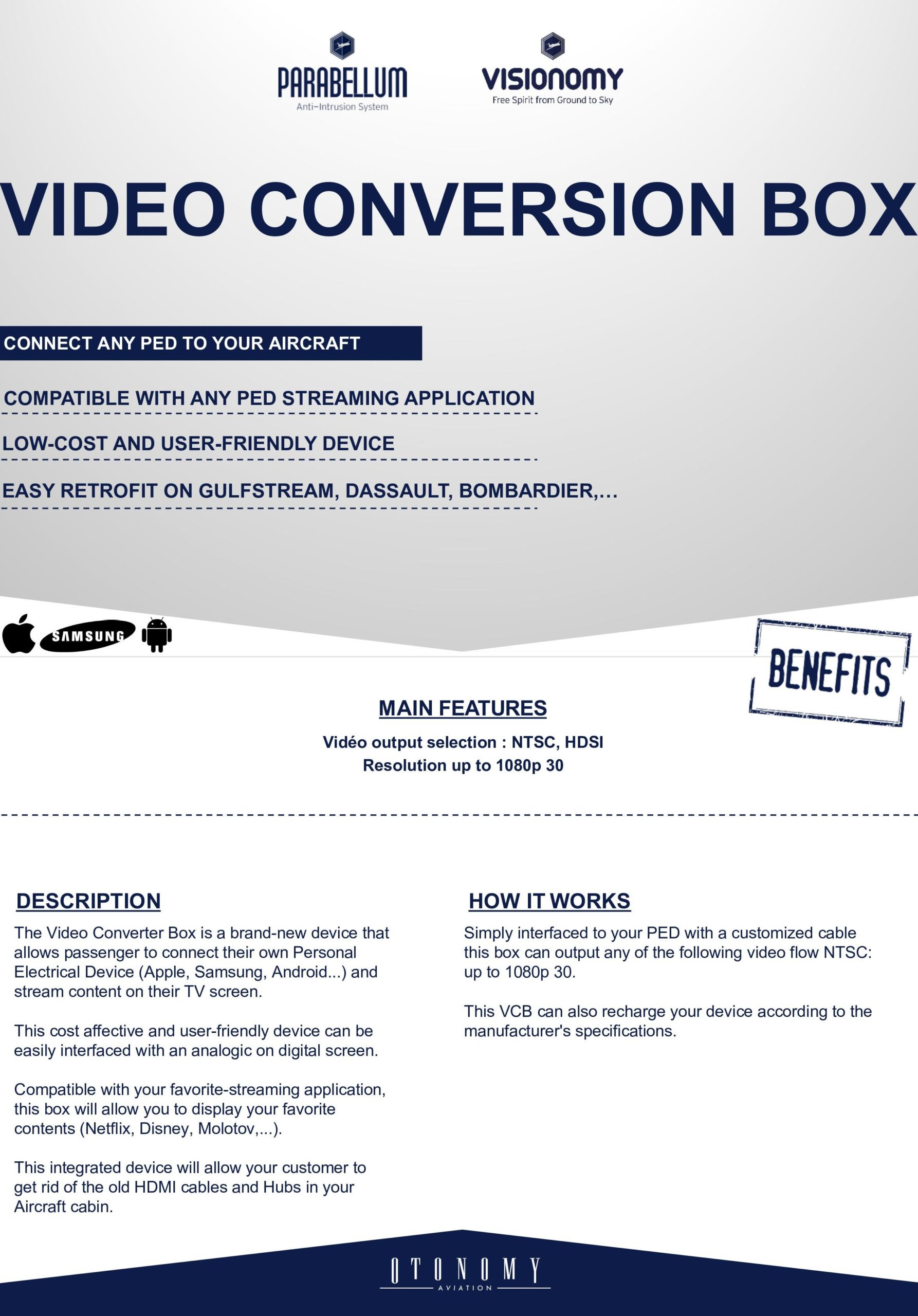 VIDEO CONVERSION BOX